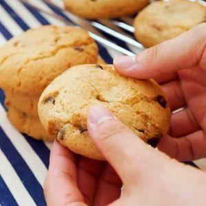「ソフトチョコチップクッキー」のレシピ動画