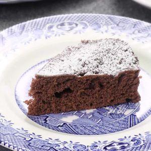 「レンジチョコケーキ」のレシピ動画