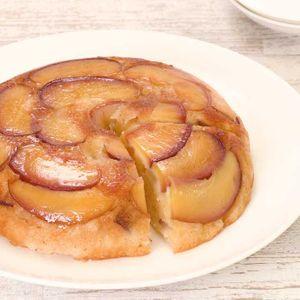 「バラのアップルケーキ」のレシピ動画