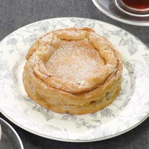 「いちごのふわふわチーズケーキ」のレシピ動画