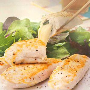 「鶏ささみのしそチーズ焼き」のレシピ動画