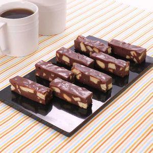 「チョコレートチーズケーキ」のレシピ動画