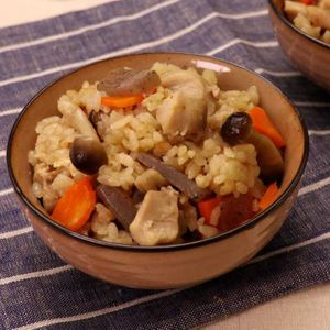 「基本の五目炊き込みご飯」のレシピ動画