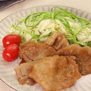 焼き レシピ 人気 生姜
