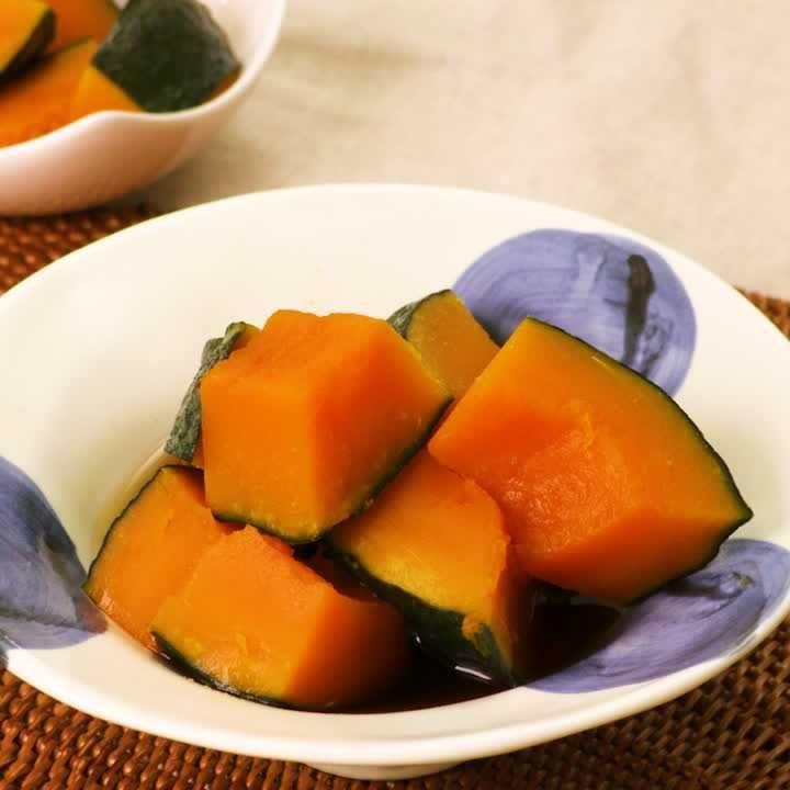 かぼちゃ の 煮物 の 作り方