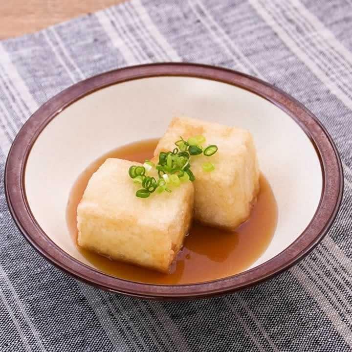 揚げ 出し 豆腐 殿堂