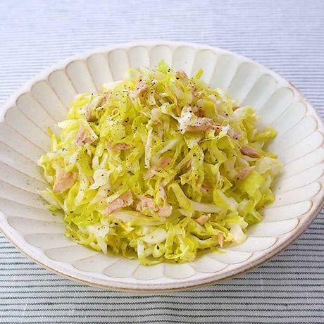 キャベツ サラダ