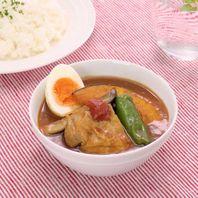 スープ カレー レシピ カレールー