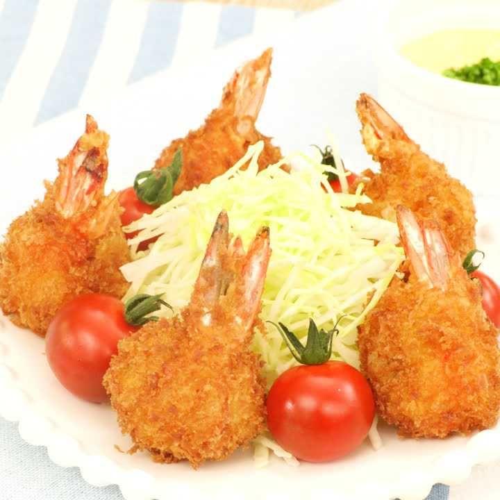 切り込み エビフライ 【なつかしい洋食】もう下ごしらえを恐れることなかれ。ぷりぷりの揚げたて「エビフライ」のレシピ