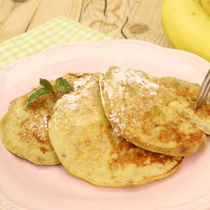 バナナ 小麦粉 レシピ