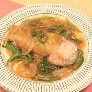 「カレイの野菜あんかけ」のレシピ動画