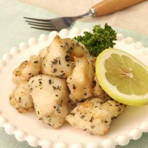 「バジル&レモン鶏むね肉の唐揚げ」のレシピ動画