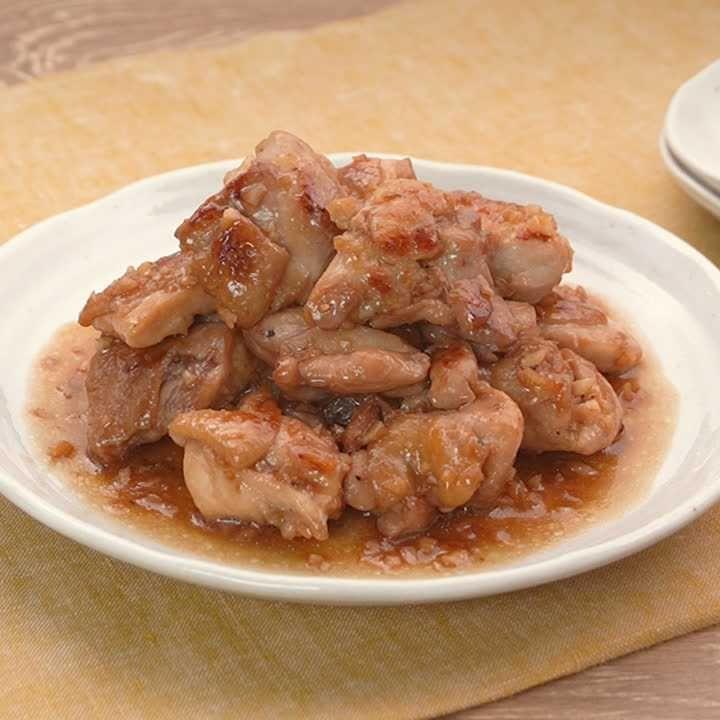 鶏 もも肉 レシピ