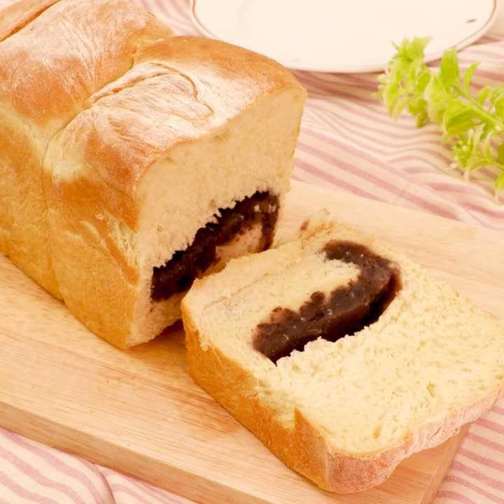 あん 食パン レシピ