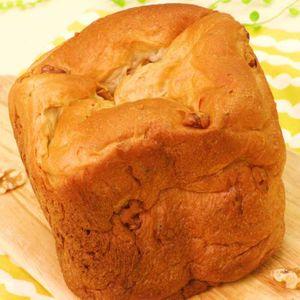 「くるみチーズ食パン」のレシピ動画