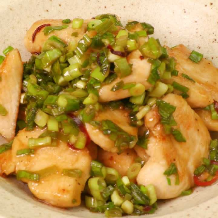 ポン酢 炒め 鶏肉