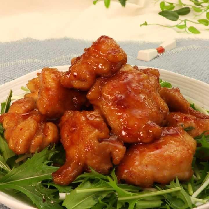 若 鶏 もも肉 レシピ