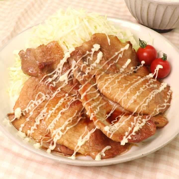 焼き 生姜 用 レシピ 豚 ロース