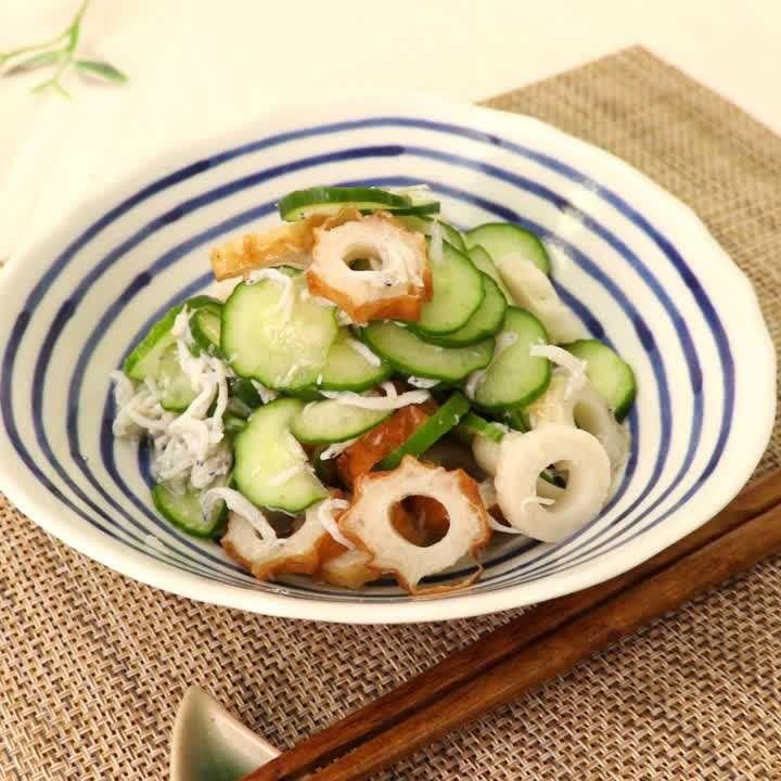 きゅうり ちくわ 酢の物 レシピ 人気