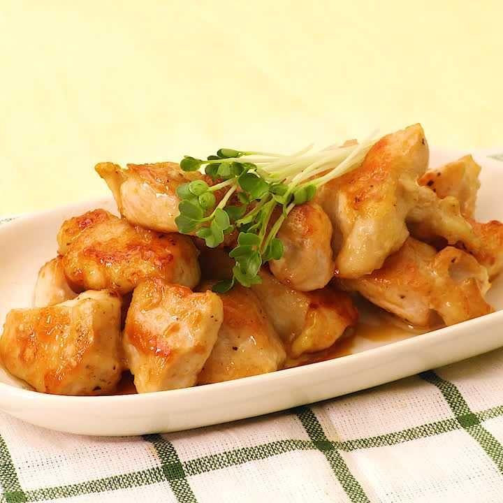 照り 肉 鶏 焼き 胸 ご飯がモリモリ!茄子と鶏胸肉のピリ辛照り照り炒め 作り方・レシピ