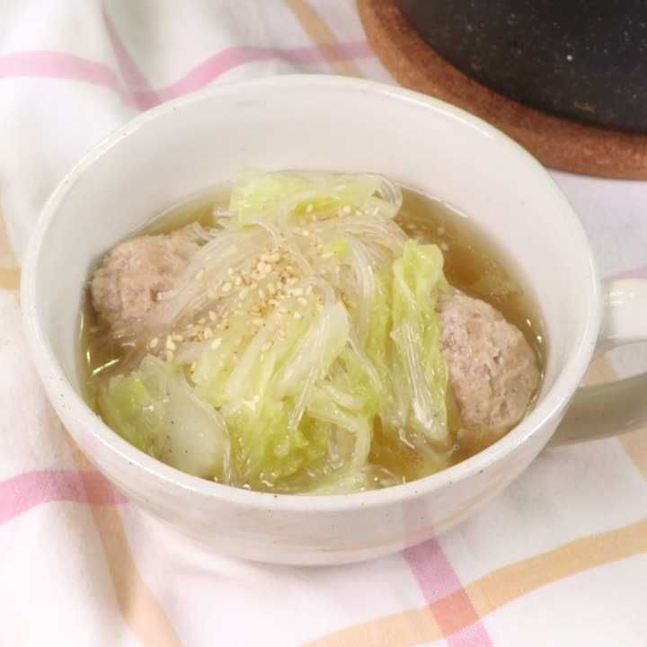 スープ 作り方 春雨 春雨スープの作り方まとめ!簡単でヘルシーなおいしいレシピを紹介