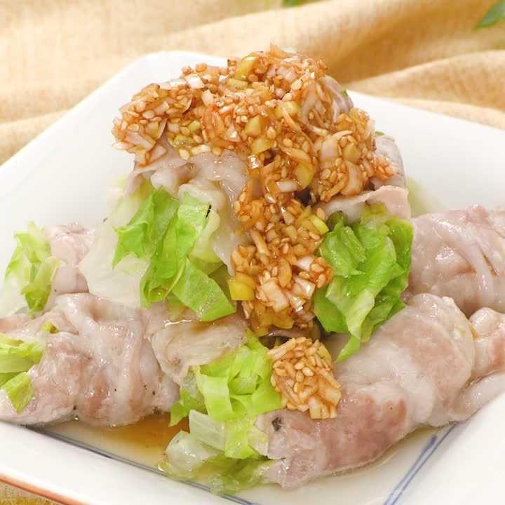 豚肉 レタス 豚肉とレタスの炒め物 レシピ・作り方