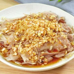 「豚もやしのねぎ生姜だれ」のレシピ動画