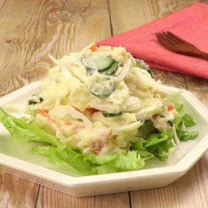 「基本のポテトサラダ」のレシピ動画