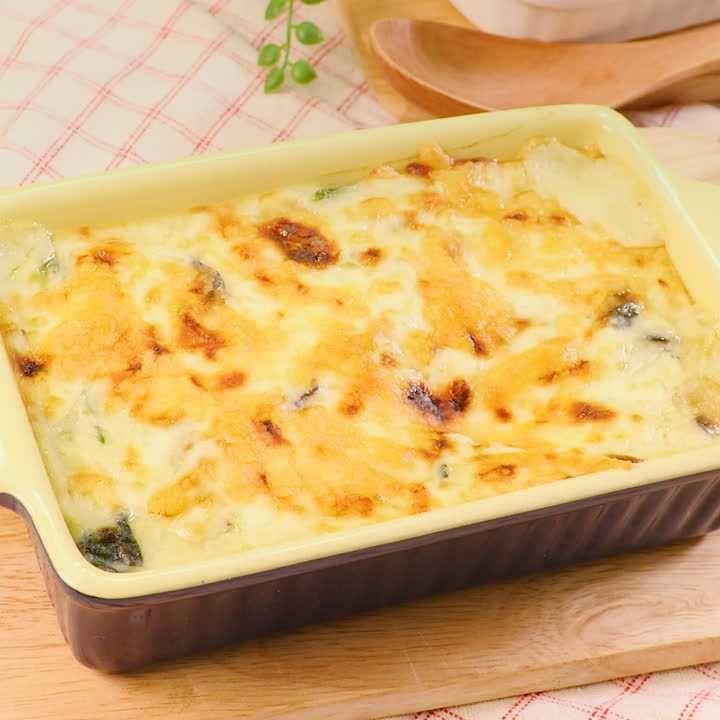 グラタン 人気 の 牡蠣 レシピ