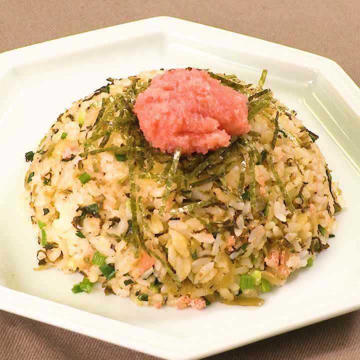 チャーハン レシピ 高菜