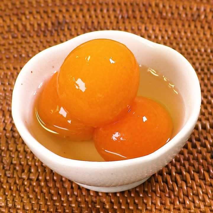 の 金柑 作り方 甘露煮