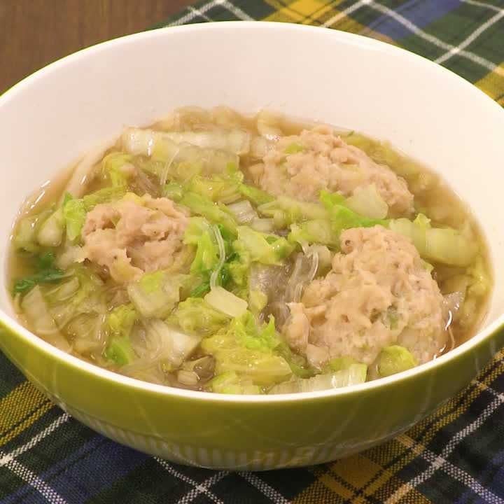 の 肉 団子 スープ と 白菜 ぱお 公式ブログ
