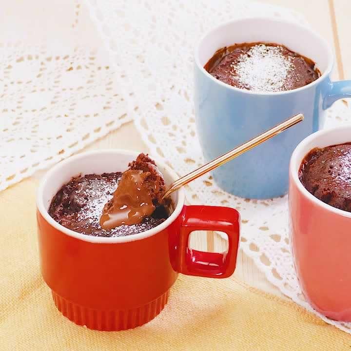 簡単 フォンダン ショコラ レシピ