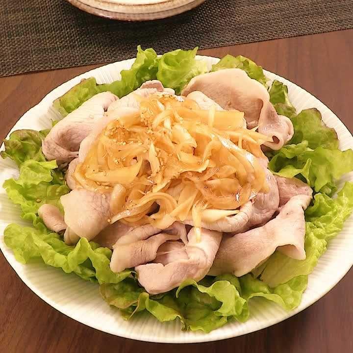 豚肉 しゃぶしゃぶ 用 レシピ