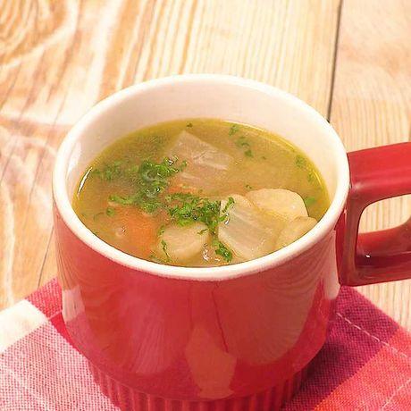 スープ の 作り方 コンソメ 『スープの完成形』・コンソメを紹介!【スープ大辞典】