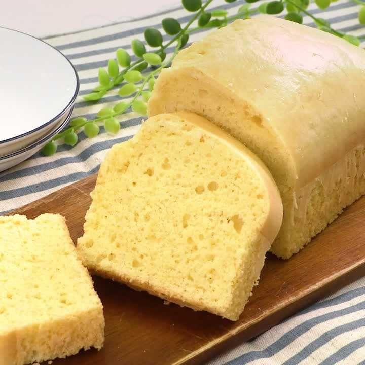 米粉 パウンド ケーキ バナナ
