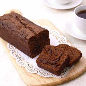 「HMでチョコパウンドケーキ」のレシピ動画