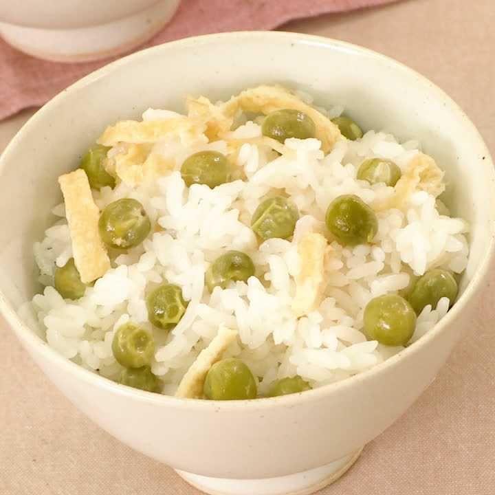 おかず 豆 ご飯 節分の日の子どもが喜ぶメニュー。豆を使った炊き込みご飯など|子育て情報メディア「KIDSNA(キズナ)」