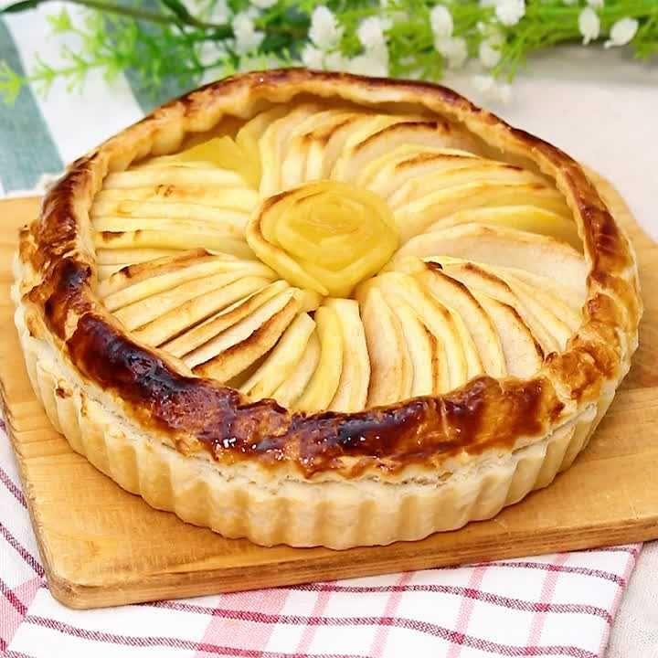 人気 レシピ アップル パイ オーブントースターでアップルパイ|キリンレシピノート