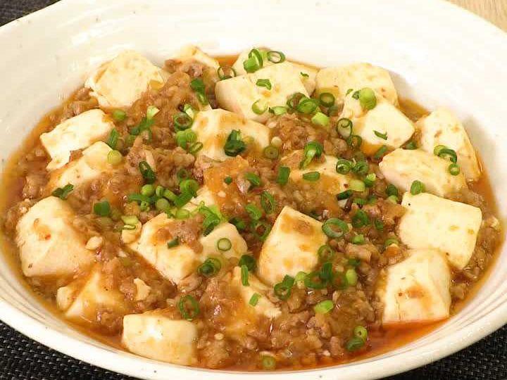 カロリー 豆腐 麻 婆