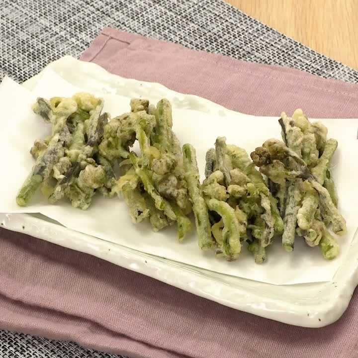 わらび レシピ