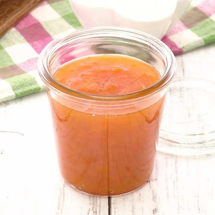 ジャム 作り方 あんず の あんずジャム 果実 おすすめレシピ JA全農長野
