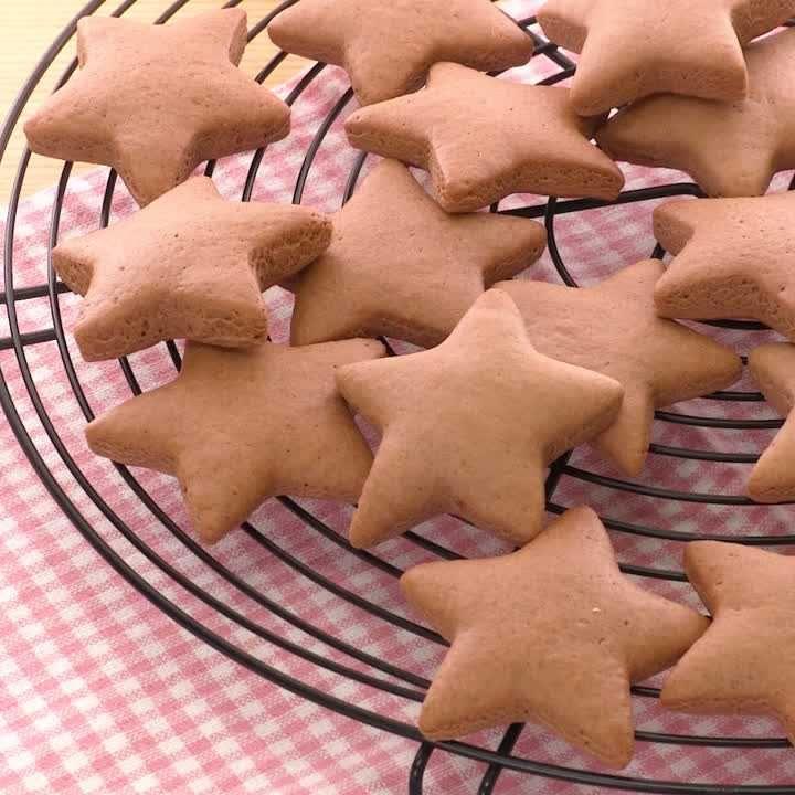 型 抜き クッキー 簡単
