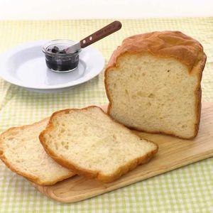 豆腐ハンバーグ 食パン