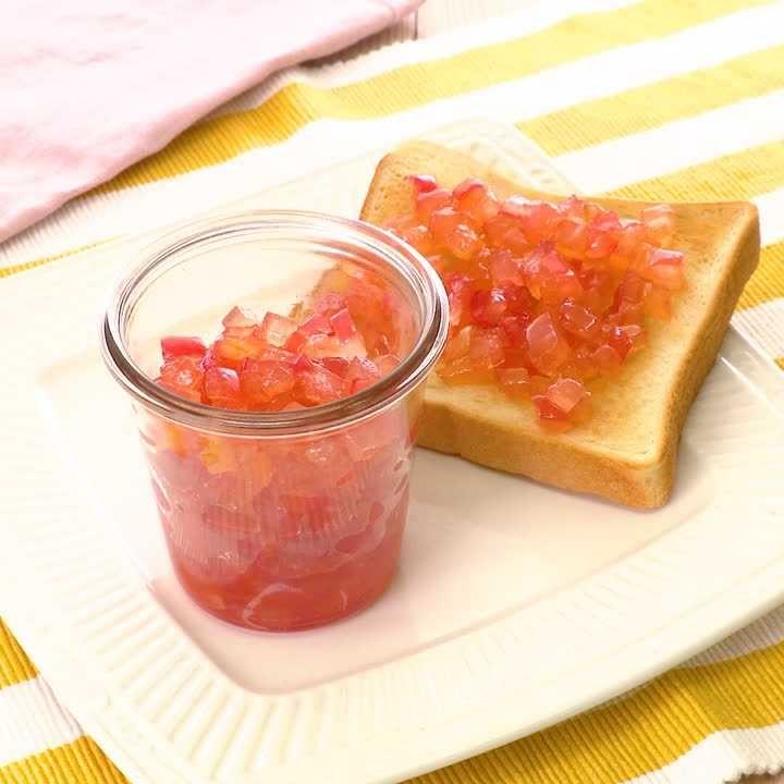 ジャム 人気 りんご レシピ 自分のお気に入りを見つけよう!りんごジャムレシピ・作り方20選