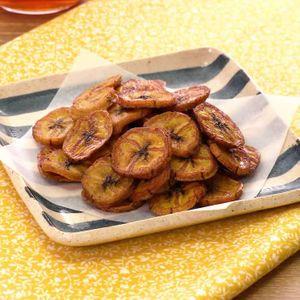 チップス 作り方 バナナ 10分で簡単に作れる!野菜チップスをダイエット中のおやつに