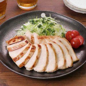 「鶏むね肉のヨーグルトみそ漬け」のレシピ動画