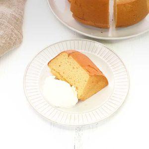 「きな粉シフォンケーキ」のレシピ動画