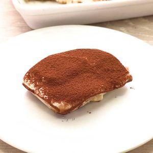 「豆腐クリームのティラミス」のレシピ動画
