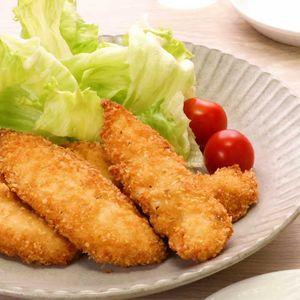 「鶏ささみフライ」のレシピ動画